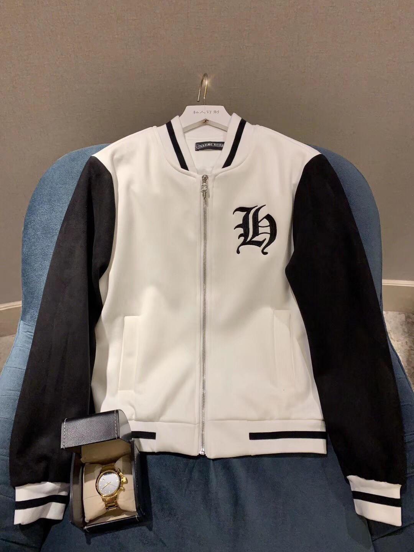 толстовки куртка ветровка на молнии женщин Лоскутное Тонкий пальто способа вскользь Верхняя одежда Street Спринг Спортивные куртки Спортивные костюмы женской одежды