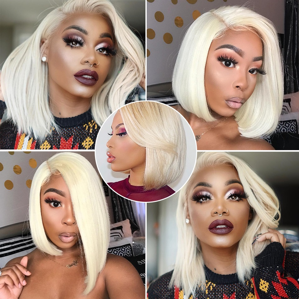Wholesale Short Blonde White Wigs In Bulk From The Best Short Blonde White Wigs Wholesalers Dhgate Mobile