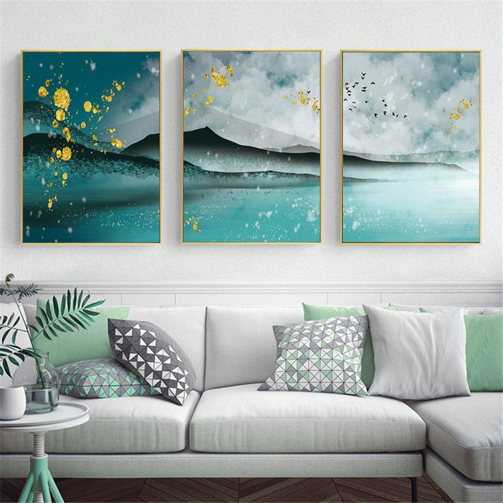 landscape wall art painting (1)