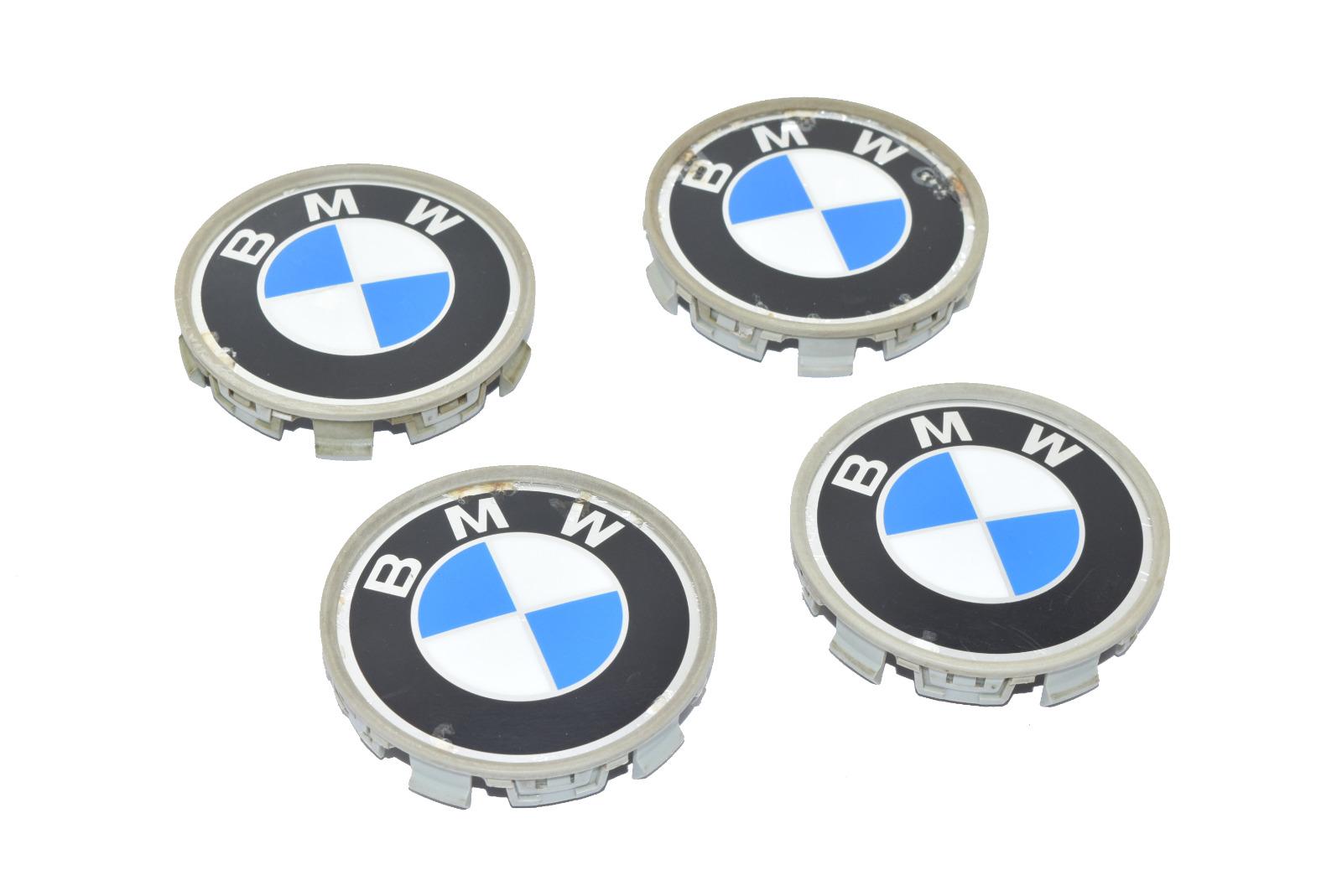 RUOTA in LEGA BMW 68mm centro tappi /& M Sport Adesivo Emblemi LIBERO PORTACHIAVI
