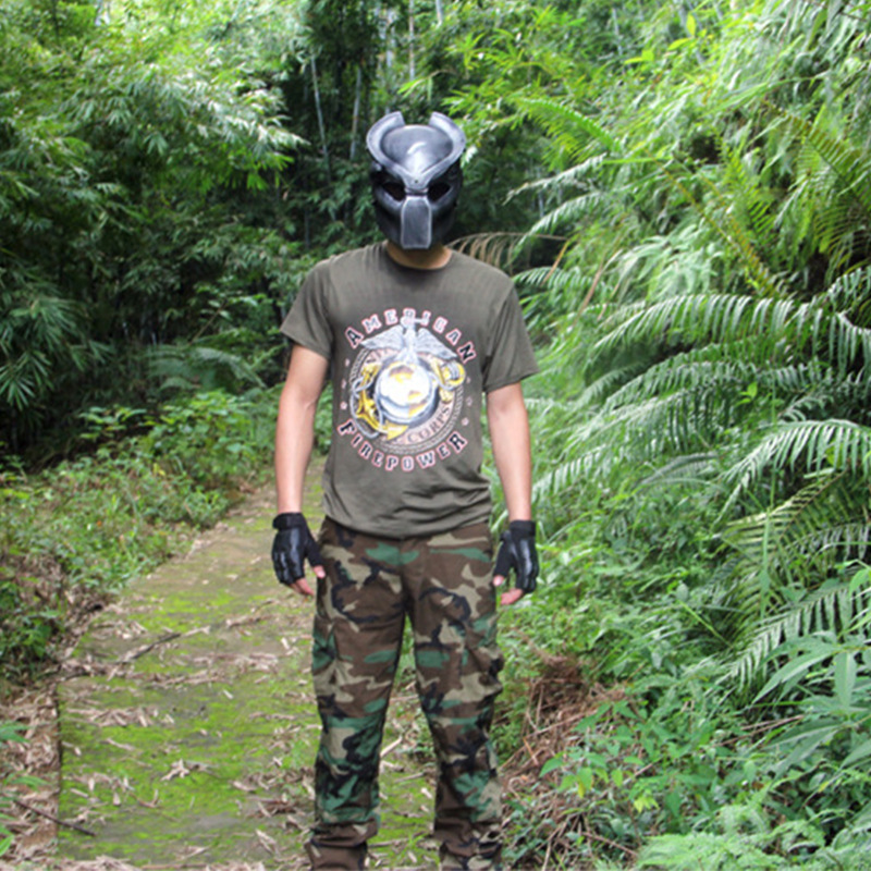 Alien-Vs-Predator-Lonely-Wolf-Mask-With-lamp-Outdoor-Wargame-Tactical-Mask-Full-Face-CS-Mask (3)