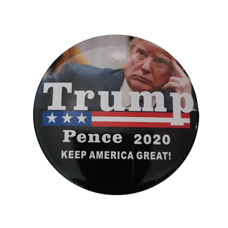 donald trump president  thumbs up lapel tac pin