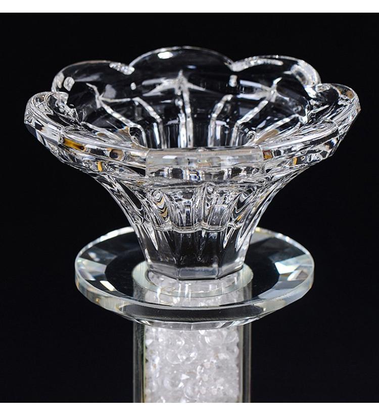 crystal candle holder 04