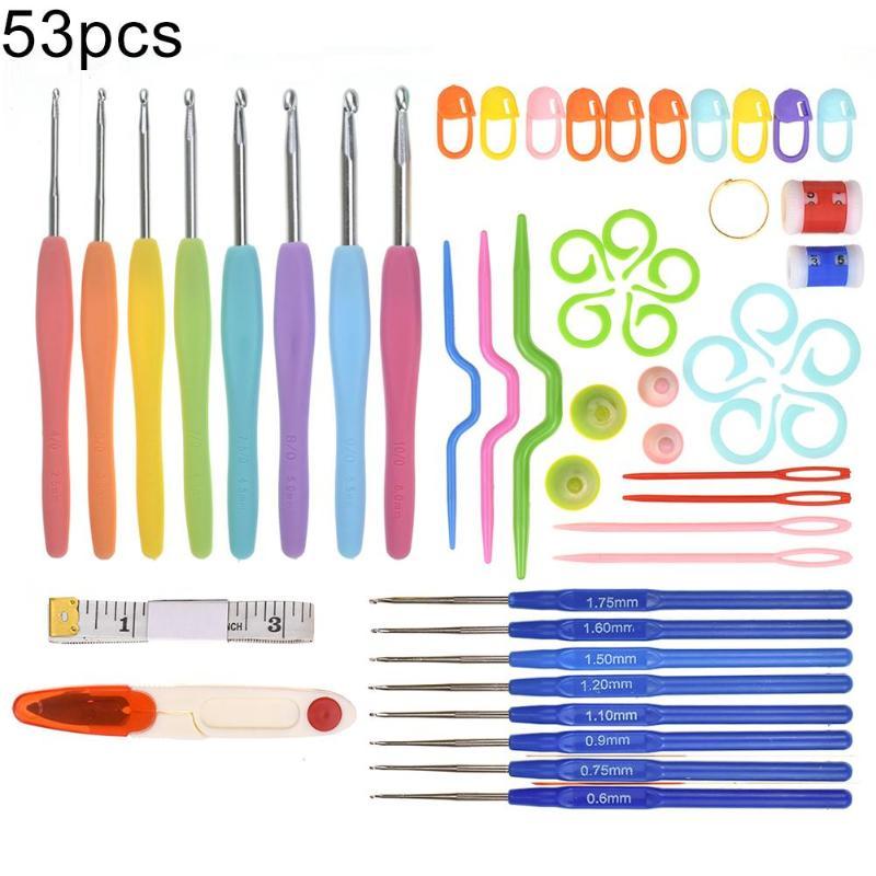 KMsshop 7 Piezas//Juego Regla Cinta De Medici/ón De Kit De Costura Kit De Dibujo easy to carry Color : Purple