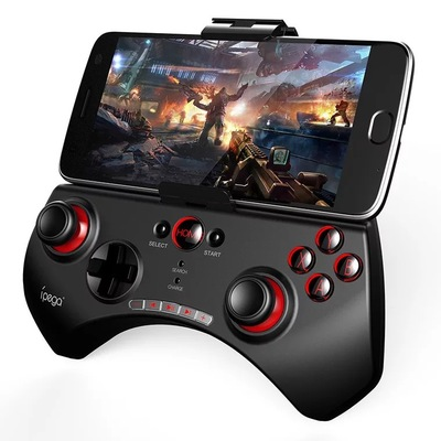 2018 Nuovo Ipega PG-9025 Gaming Controller Bluetooth Joystick Gamepad iPhone iPad Samsung HTC Moto Tablet Android