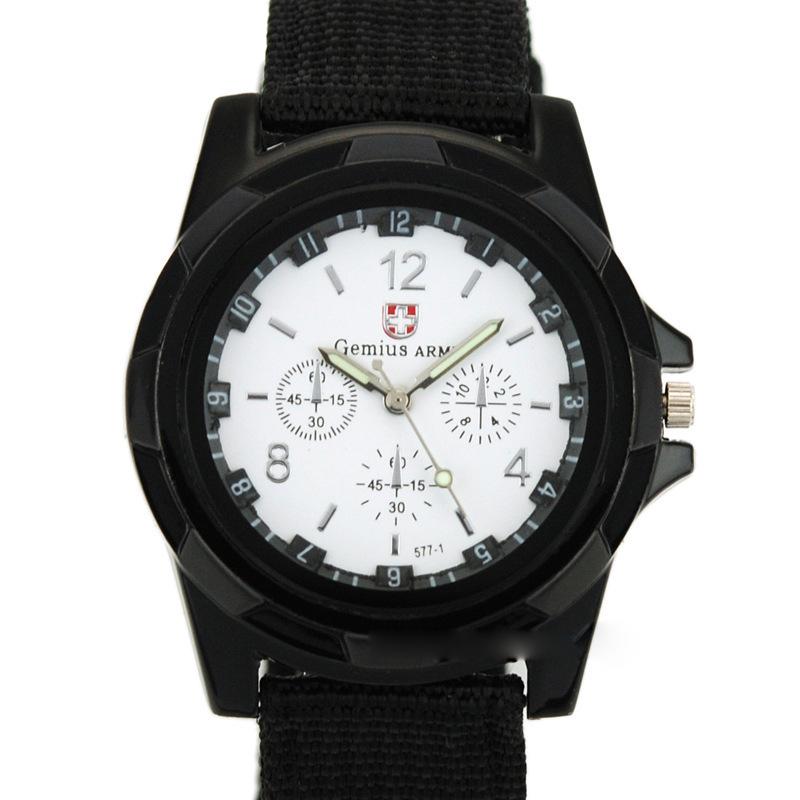 fabric army watch strap (2)