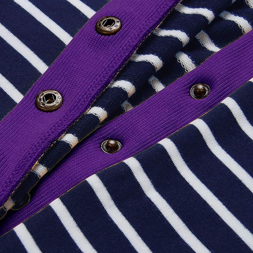 Cardigan con chiusura a bottoni a maniche lunghe con scollo a V manica lunga casual da donna Moda maglioni nuovi