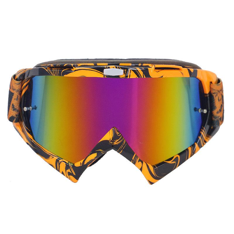 Heißer verkauf hohe qualität für ktm motorradhelm motocross brille atv dh mtb dirt bike brille motocross