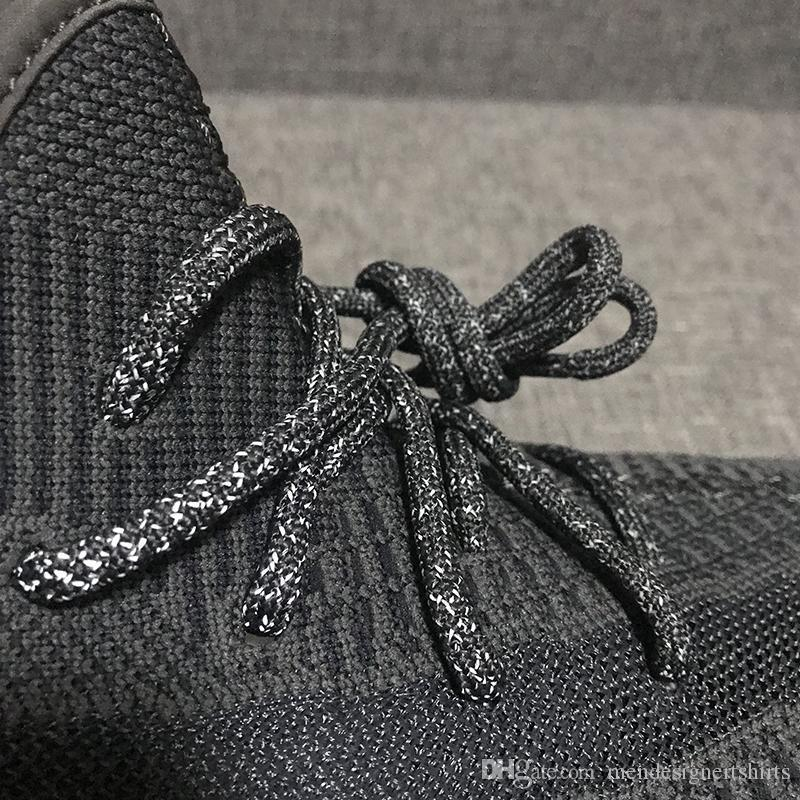2019 GID Brilho Fluorescente Preto Static Lace Reflexivo Mulheres Mens Sapatos Running Sneakers Clay Hyperspace Forma Ture Branco Designer Esporte Sapato
