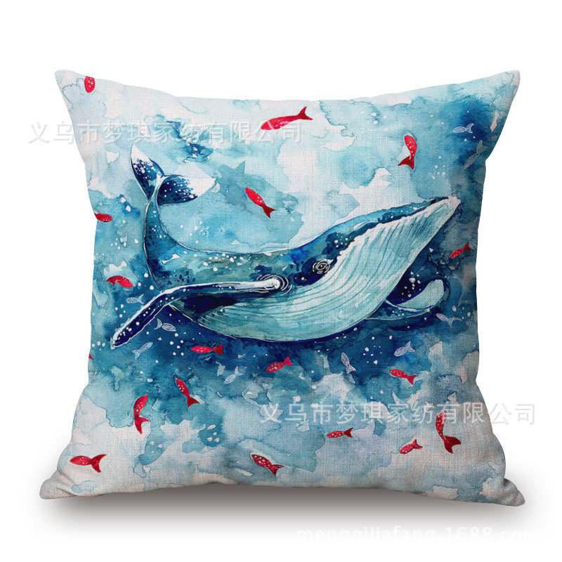 New Best Sellers Lovely Cartoon Animal Cotton Home Furnishing Sofa To Work In An Office Pillow By Pillow Case Can Come Picture Customized