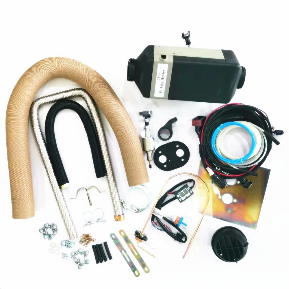 2000W 2kW 12V Diesel-Standheizung Luftheizung Air Heater Heizung Heizgerät LKW M