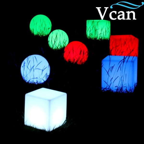 cube light lamp for party