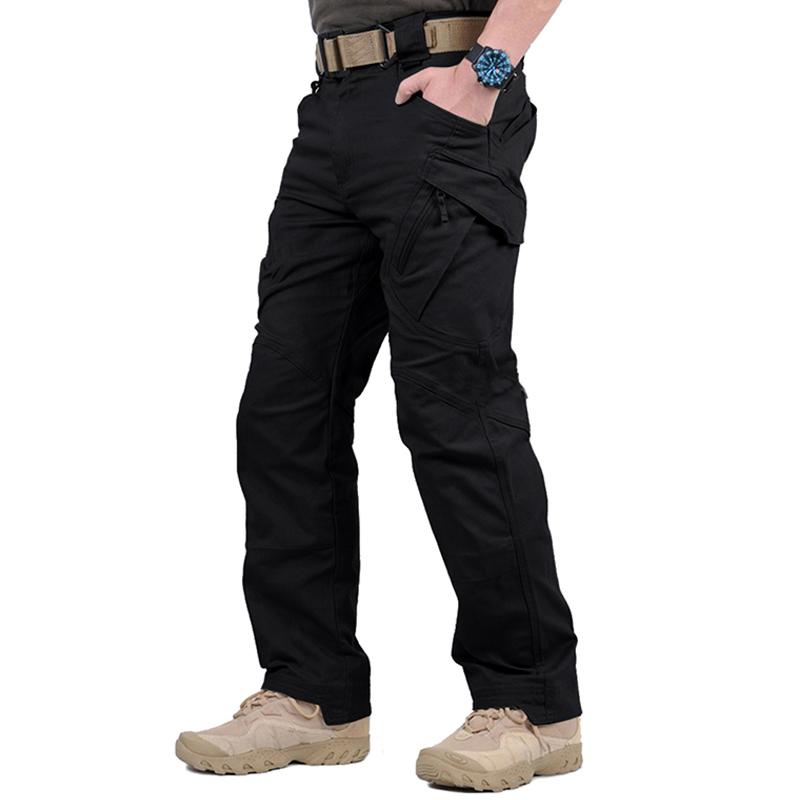 Herren Combat Tactical Militär Cargohose Arbeitshosen Camouflage Kampfhose Hosen