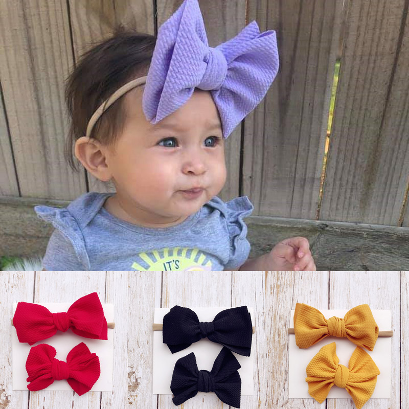 20pcs Cute Baby Girls weave cap design Headwear Barrette Hair Clips Accessories