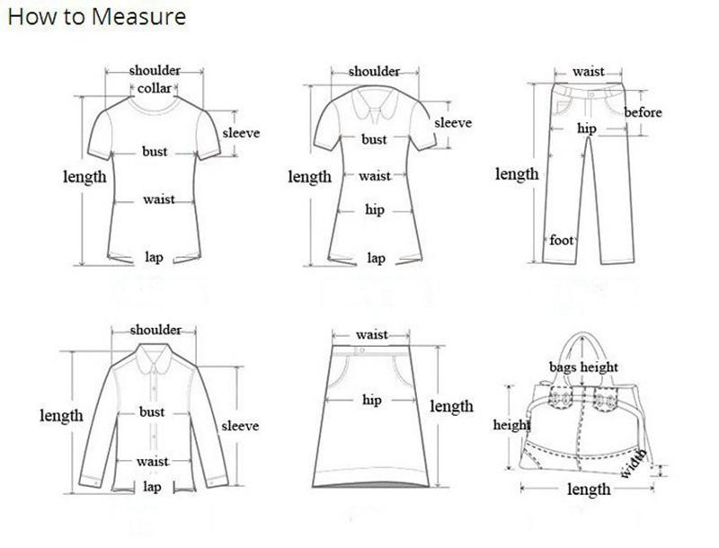 size measure