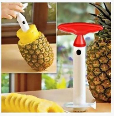Fruit Pineapple Corer Slicers Peeler Parer Cutter Kitchen Cutter Peeler Easy Tool Stainless Steel 70