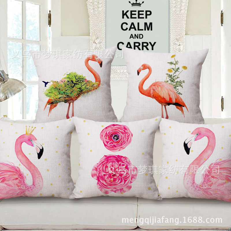 Of And Birds In Traditional Chinese Style Printing Embrace Pillow Case Fashion Home Furnishing Sofa Cushion Set Office Car Siesta Pillow