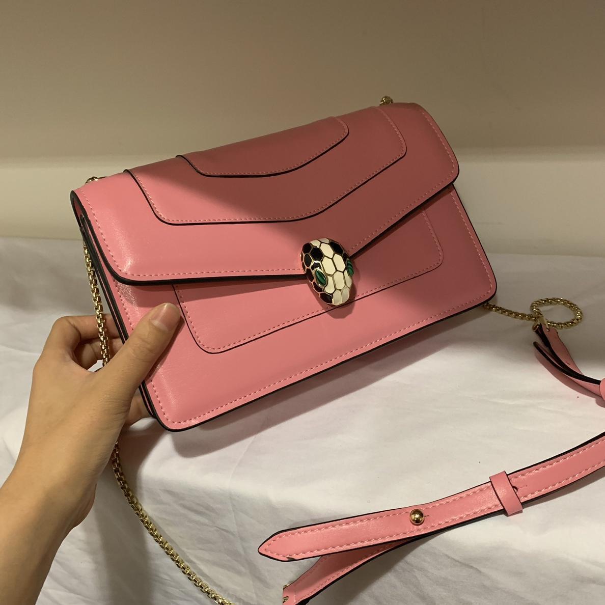 женские сумки кошельки классические Маленький квадратный пакет Цепная контрастная сумка через плечо модная сумка-джокер bv-12