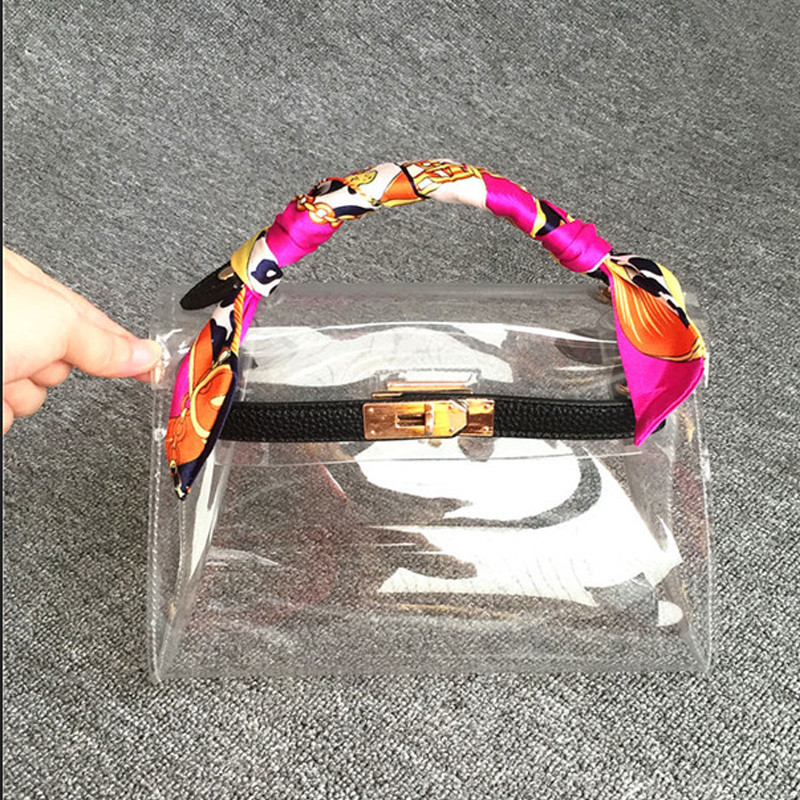 Clear Bags (2)
