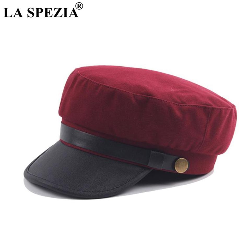 wholesale Vintage Newsboy Cap Men Navy Blue Retro Women baker boy caps Casual Spring British Classic Female Gatsby Flat Hats