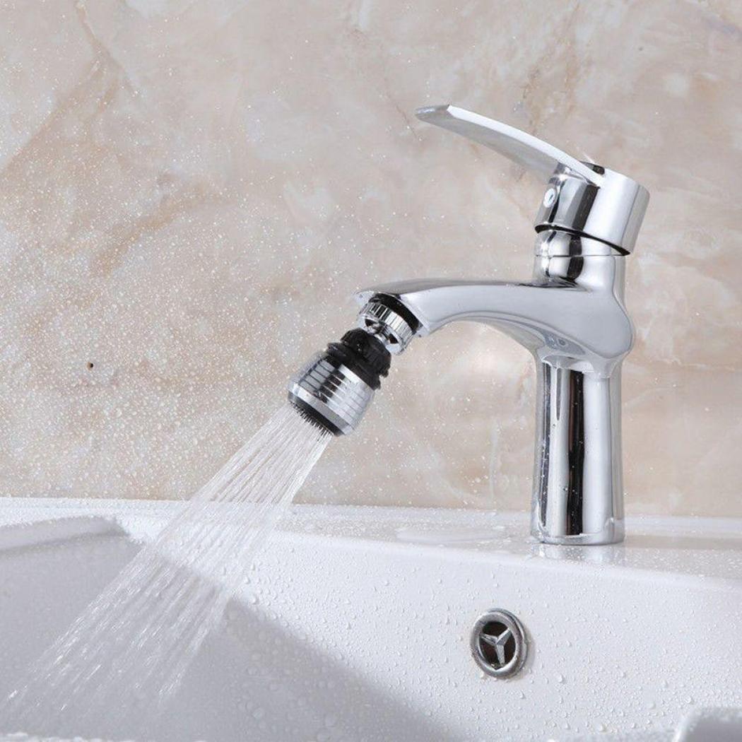 New Fashion Kitchen Bathroom Faucet 360 ° direzionale girevole rubinetto girevole doccia filtro moda cucina rubinetto filtro