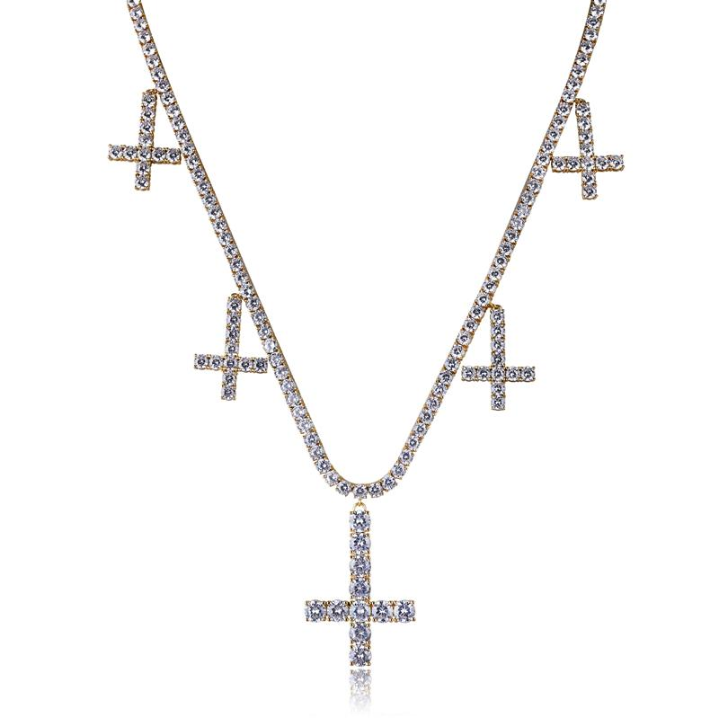 Euro American Cross-Border Jewelry Light Luxury Simple Chain Exquisite Fashion