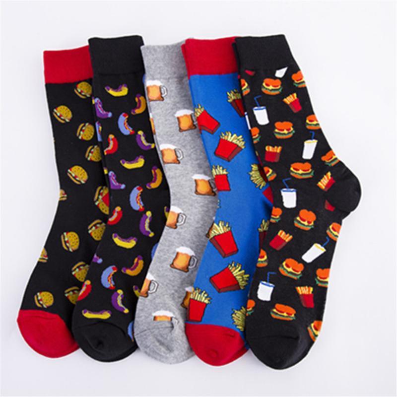 HotDog Unisex Funny Casual Crew Socks Athletic Socks For Boys Girls Kids Teenagers