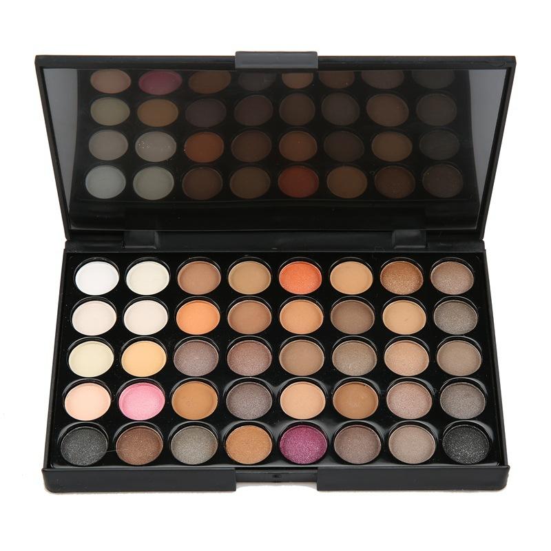 Factory EyeShadow Fashion Palette Diamond Smoked Hot Eye Primer Luminous Women Makeup Cosmetics Best Gift With Free Drop Shipping