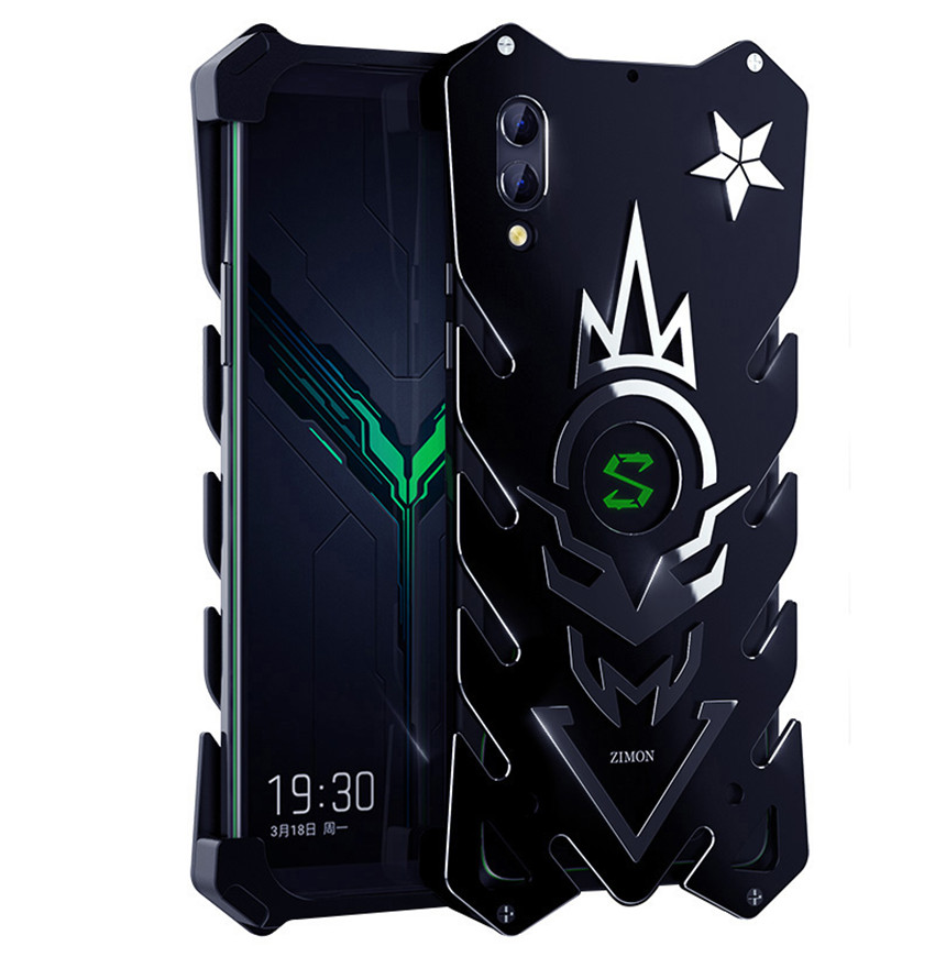 For Xiaomi Black Shark 2 Zimon Luxury New Thor Heavy Duty Armor Metal Aluminum Phone Case For Xiaomi Blackshark 2 Case 6 39 Protective Cell Phone Cases Reiko Cell Phone Case From Liuyangjisuanji 28 96 Dhgate Com