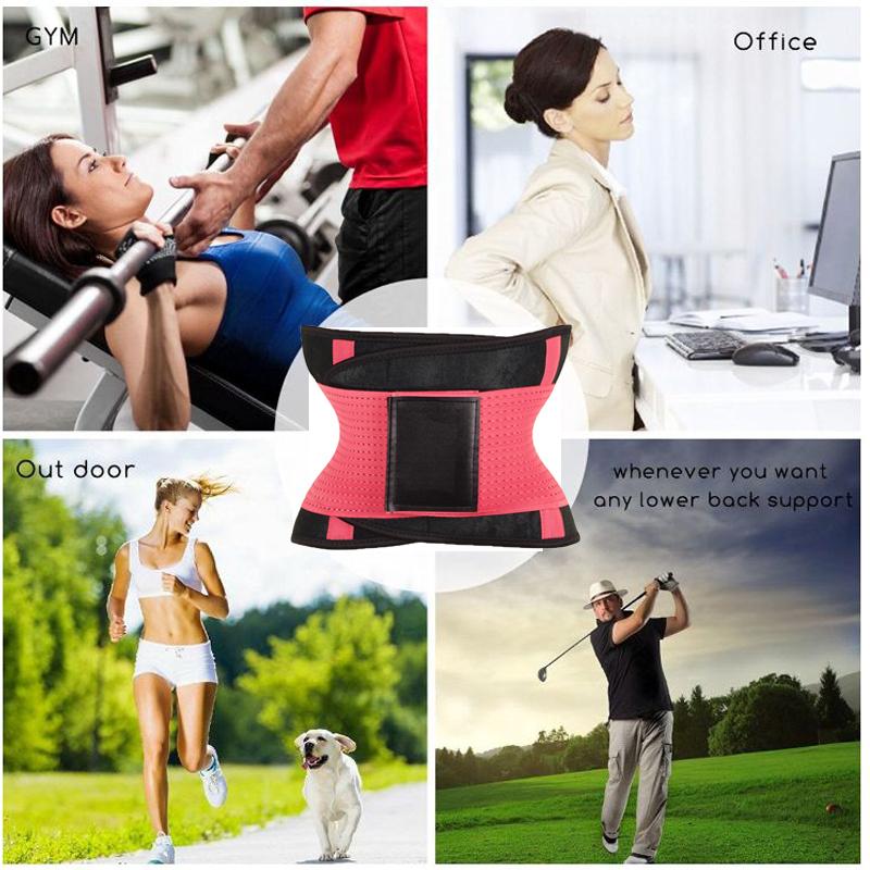 MUKATU-Hot-Shapers-Women-Body-Shaper-Slimming-Waist-Shaper-Belt-Girdles-Firm-Control-Waist-Trainer-Cincher