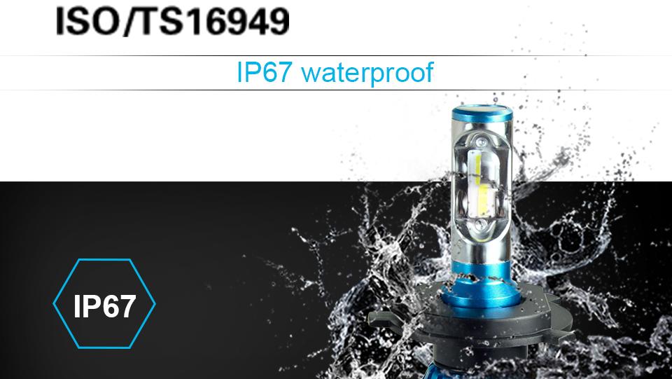 car headlight LED car lamp car head bulb (7)