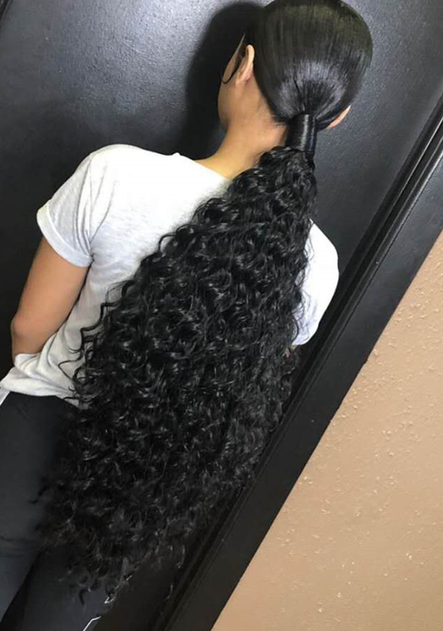 Discount Hairstyles Extensions Black Hair Hairstyles Extensions Black Hair 2020 On Sale At Dhgate Com