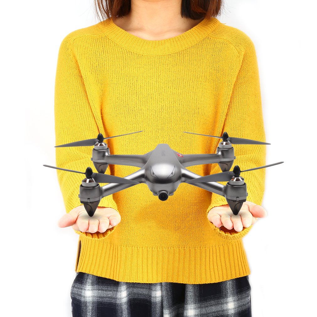 MJX B2SE RC Helicopter 2.4G Brushless Motor RC Drone With 5G WiFi FPV 1080P HD Camera GPS Professional Quadcopter