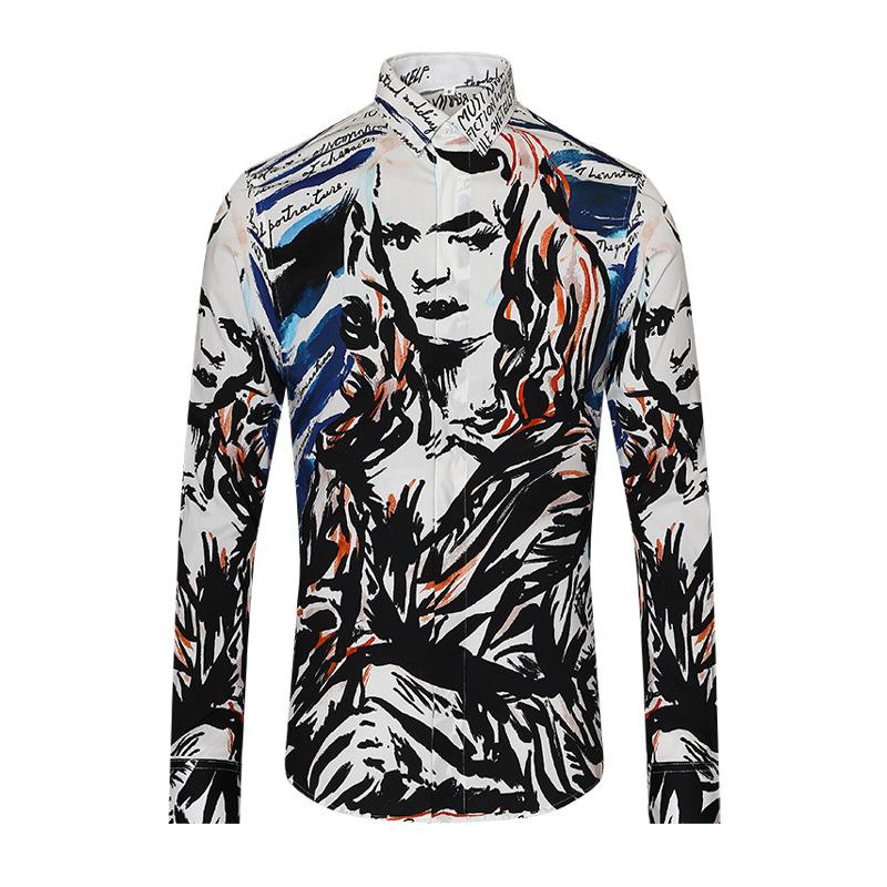 Cotton T-Shirt,Australian Sea and Sky Fashion Personality Customization