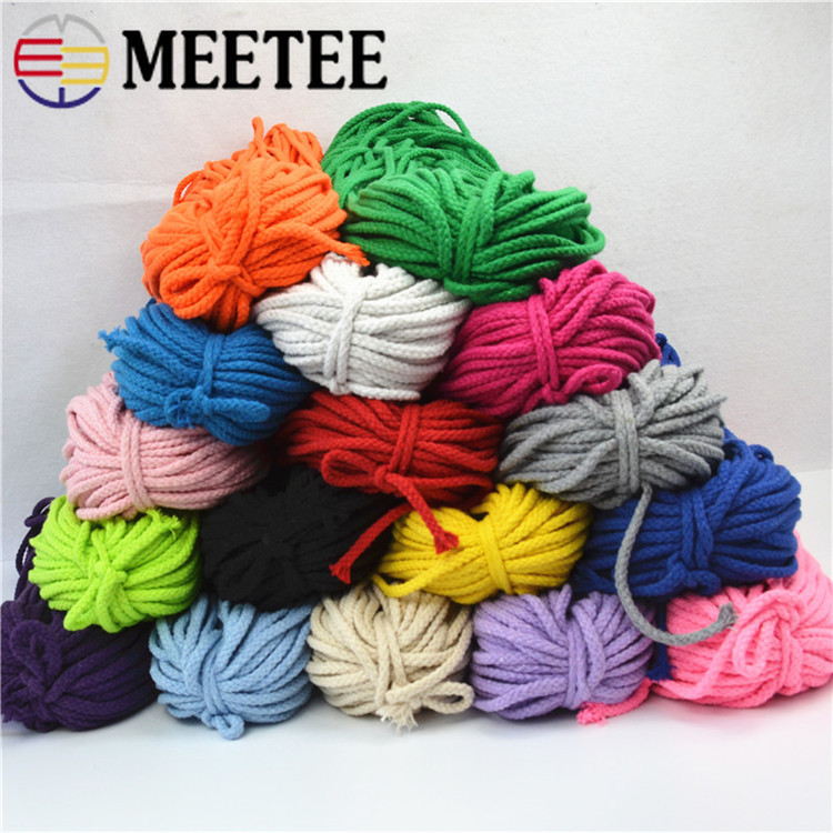 COTTON TWISTED ROPE 100/% COTTON 12MM THICK STRONG SECURE FOR HOME AND CRAFT