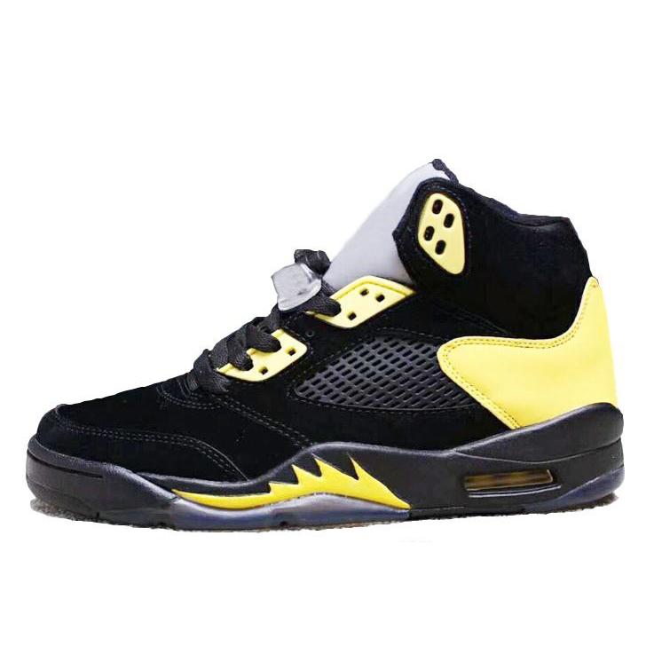 New Cheap Men Herren 5 5 s Basketball Schuhe Enten Sup International Flight Blau Rot Wildleder Weiß Zement Sport Turnschuhe Größe 40-47