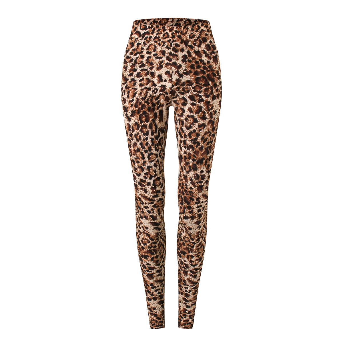 Women Yoga Set Leopard Print Gym Fitness Back Cross Clothes Running Tights Jogging Workout Yoga Leggings Sport Suit Running Wear Y190508
