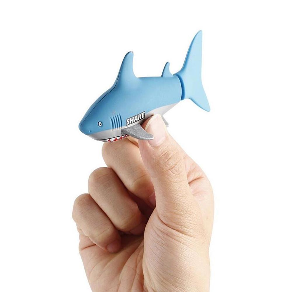 Télécommande Requin Jouets Sous-marin RC Poisson Sous-marin Natation Enfants Jouet avec USB Drone Ballons pour La Décoration De Fête