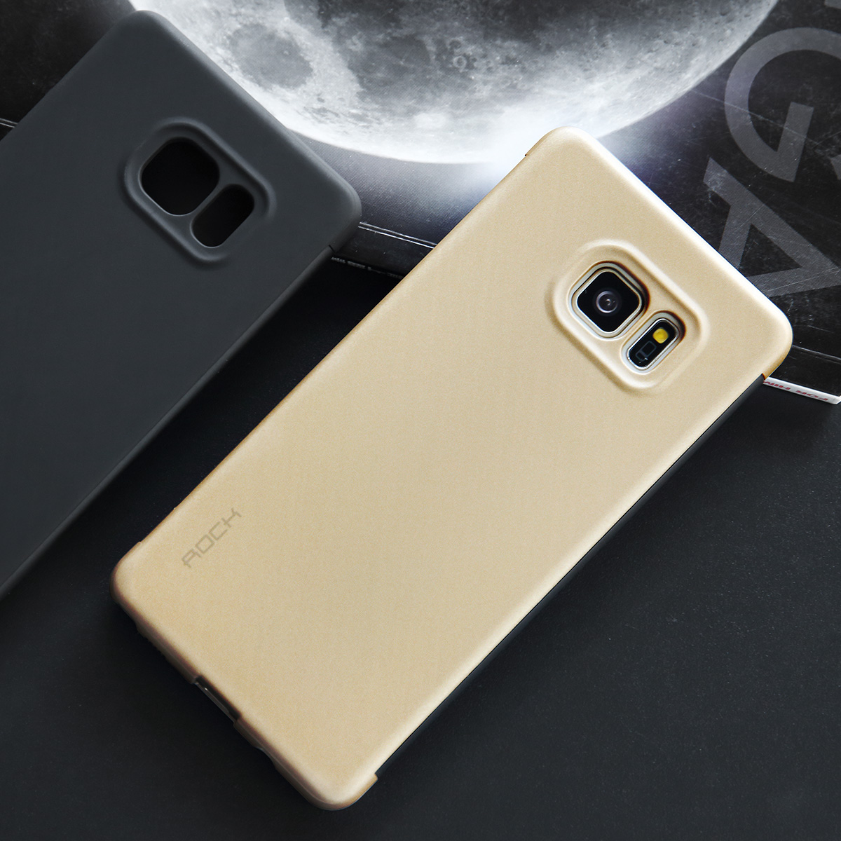 Для Samsung Galaxy Note 7 Чехол ROCK Dr.V Luxury Smart View Full Window Флип Чехол Для Samsung Note FE ТПУ + ПК Телефон Чехлы
