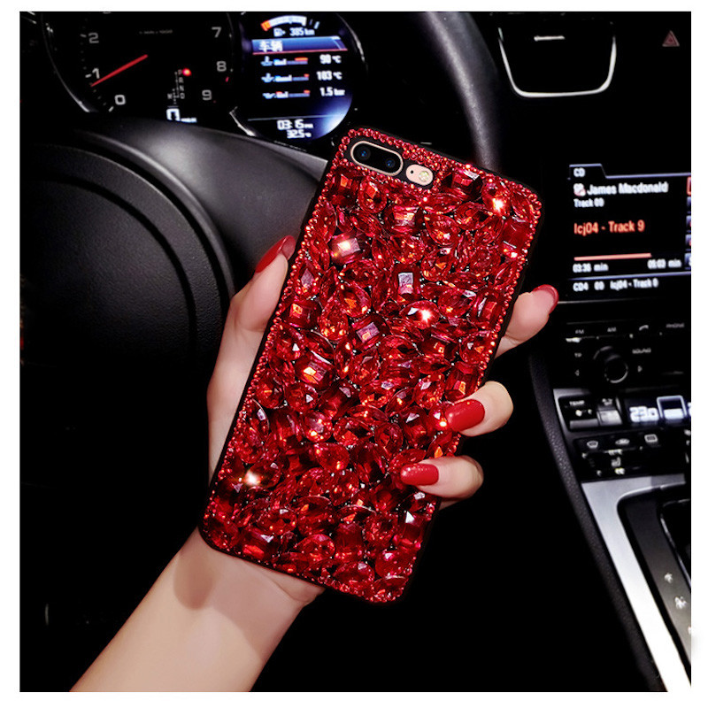 Christmas-Gift-for-iphone-5-5s-se-6-6s-7-8-plus-x-Cute-Luxury-Classic (1)