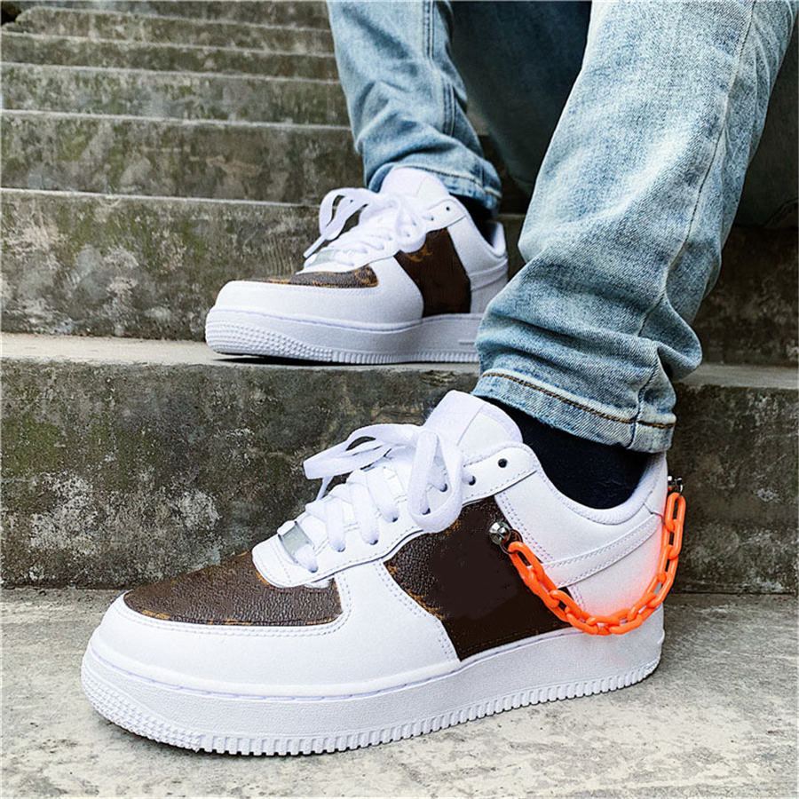air force 1 hombre custom