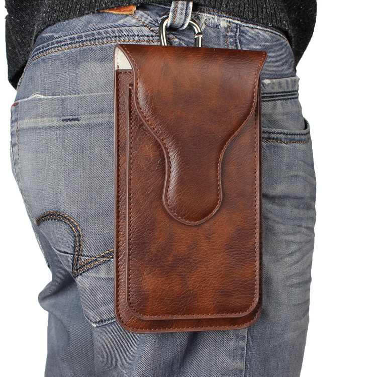 Phone Bag Pouch for iPhone Hanging Waist Hook Loop Holster Pouch Belt Waist Bag Case Cover for Samsung For Xiaomi For Huawei