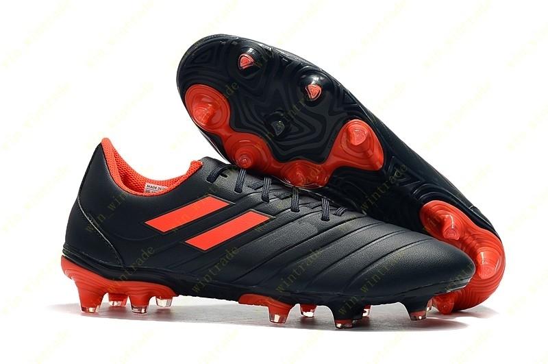 Copa Mens 19.4 Mundial Leather Fg Hombres Predatorse Mania Zapatos de fútbol Botines de alta calidad Botas de fútbol de la Copa Mundial Botines Futbol 39-45