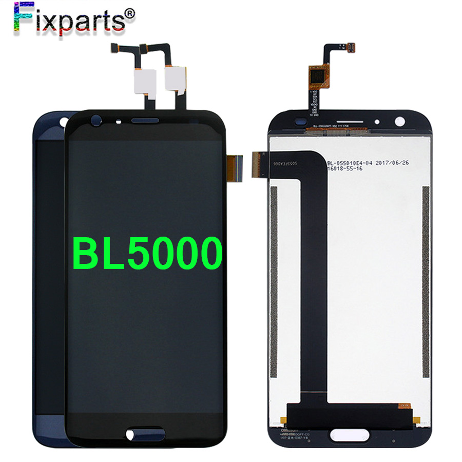 ZQ House LCD Display Screen for Doogee Y8C