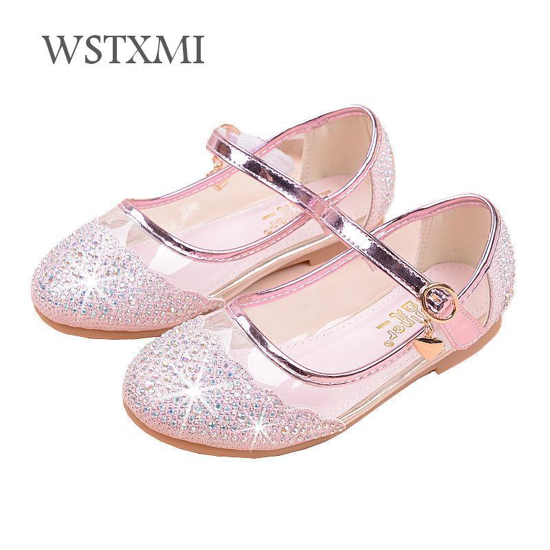 Baby girl argent et blanc pour bébé sandales avec papillon détail