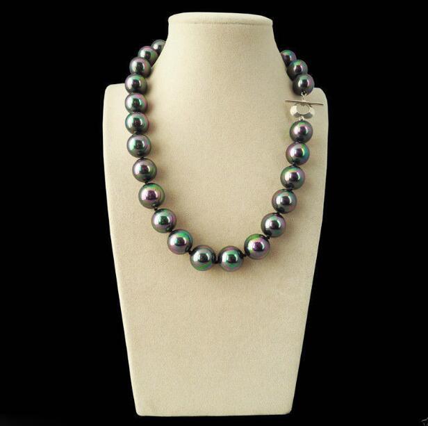 10mm Black Velvet Choker Necklace Faceted Glass Valentine Heart