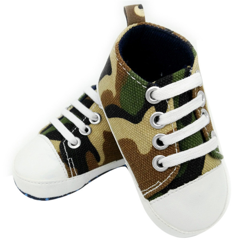 Baby Shoes Sneaker Anti-slip Soft Sole Toddler Colorful Canvas Shoes NDA84L16 (8)