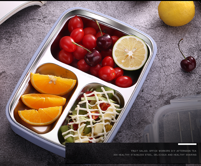 Stainless steel lunch box24