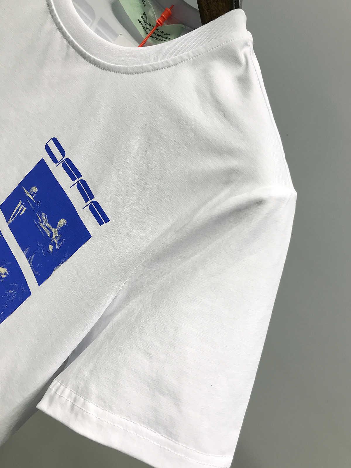 2020 Nuevo Modelo del verano de la alta calidad del cortocircuito del hombre Impresión en camisetas Hombre media manga que basa la ropa blusas 11283 grande