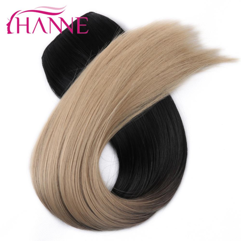 1b blonde clip in hair10